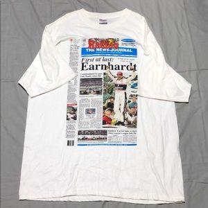 Other - Vintage Earnhardt t shirt